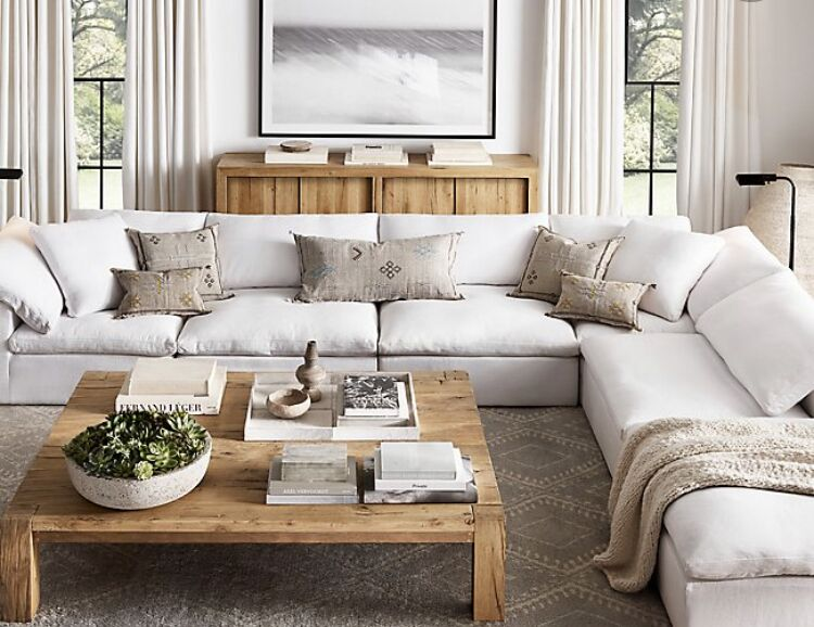 "Achieving the ""Restoration Hardware"" Look UPstaging"